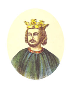 clipart graphic of a king used in the content is king article
